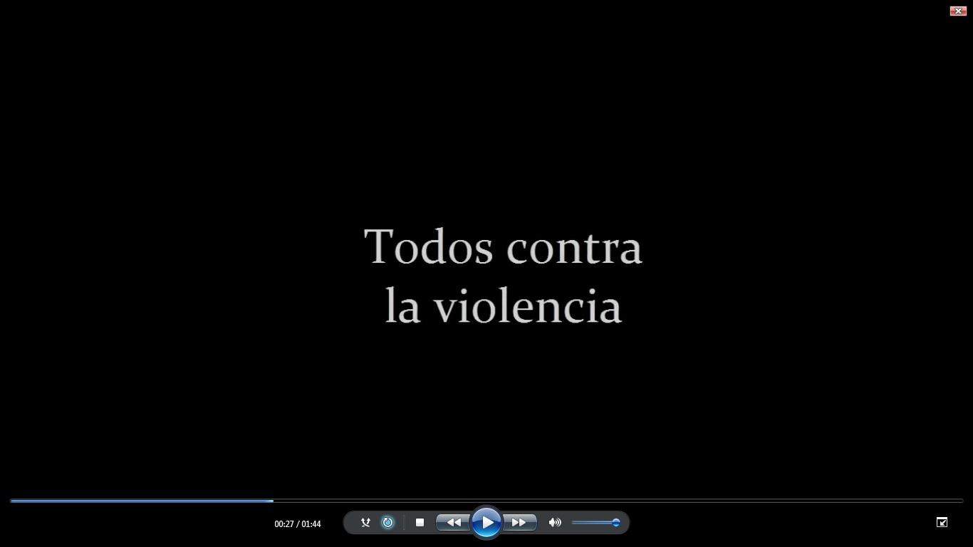 TODOS CONTRA LA VIOLENCIA